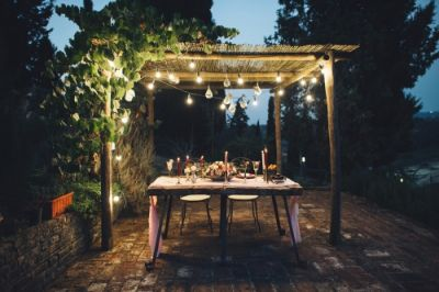 4 x DIY Outdoor lighting ideas for your home and garden