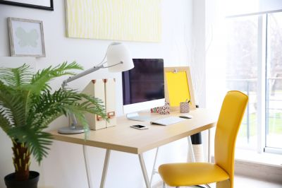 7 ways to style your home office
