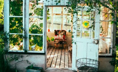 Outdoor style: Vintage Gardens