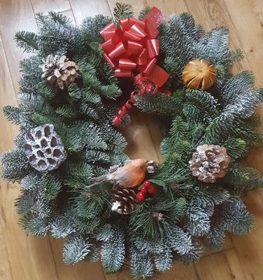 Christmas Wreaths & Trees
